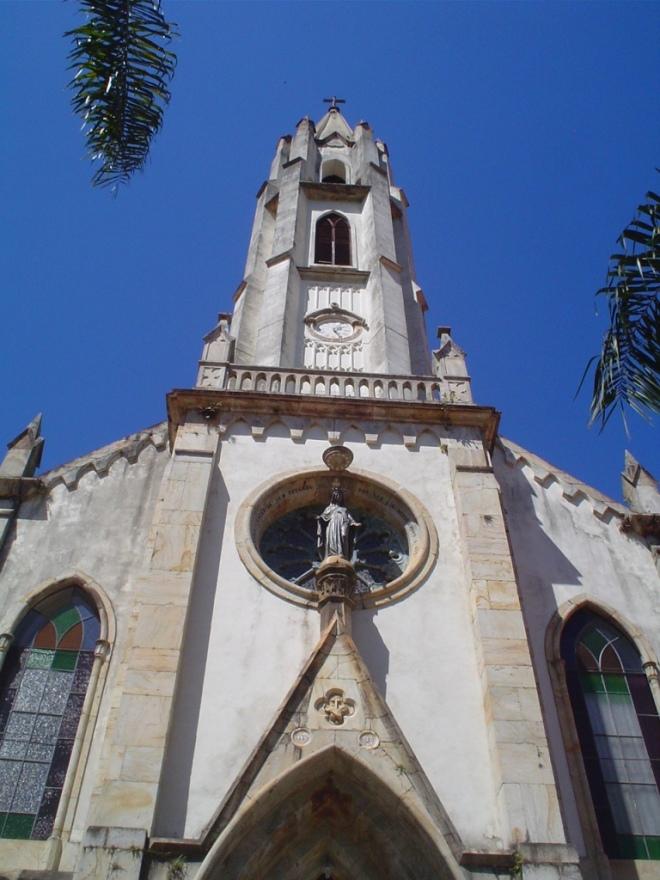 Igreja neogótica
